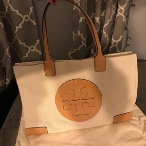 Tory Burch Ella Tote Canvas